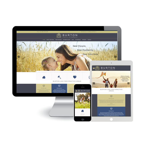 family-law-firm-site-design